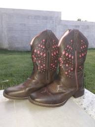 VENDE SE  Bota Country Texana Capelli