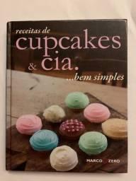 Receitas de Cupcake & Cia| Capa Dura