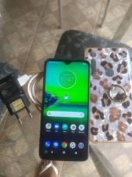 Moto G8 play     Vendo ou Troco