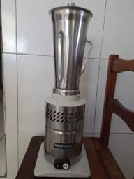 Liquidificador Alta Rotação 2l -Inox - Metvisa