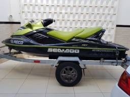 Jet Sky Sea Doo rxt 215 4-tec super charger