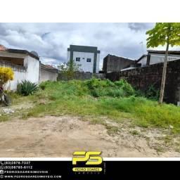 Terreno à venda, 200 m² por R$ 180.000 - Ernesto Geisel - João Pessoa/PB