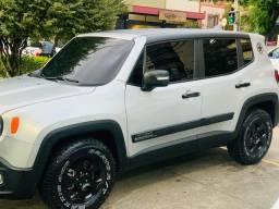 Jeep Renegade diferenciado (único)