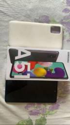 Samsung galax A51 128GB em estado de novo em iPhone