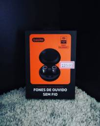 Original Fone de ouvido Bluetooth - Novo e na caixa