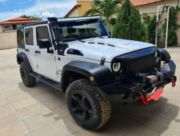 Jeep Wrangler 14/14 V6 Unlimited