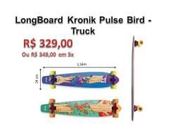 Skate Longboard Kronik Pulse Bird - Truck