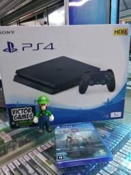 PS4 slim 1Tb,Top,10x Sem Juros!