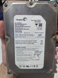 HD Seagate 400GB 7200 rpm