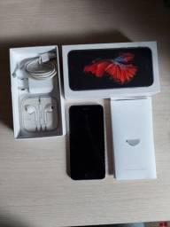 Iphone 6s 16GB na caixa