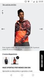 Corta Vento Adidas Running