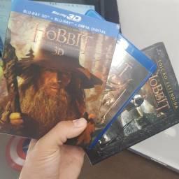 Trilogia: O Hobbit (original) Blu-ray