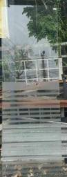Porta de vidro 10 mm