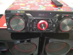 Som mini system LG XBOM