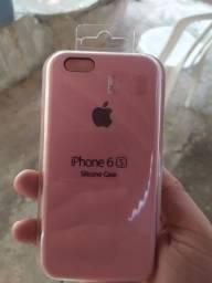 Capa de silicone iPhone 6s