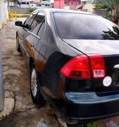 Civic 2002 automático