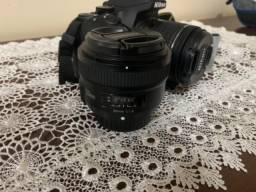 Câmera nikon d3500