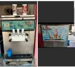 Máquina de sorvete suprema