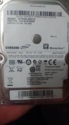 Hd Sata Samsung Notebook 500gb para Notebook