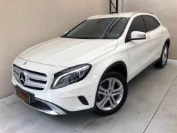 MERCEDES-BENZ GLA 200 2017/2017 1.6 CGI ADVANCE 16V TURBO FLEX 4P AUTOMÁTICO - 2017
