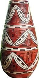 Vasos Artísticos Marajoara em diversas cores e modelos