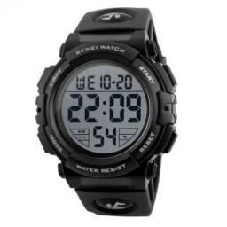 Relógio Masculino Skimei Digital 1258 - Preto