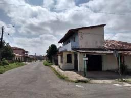 Casa com ponto comercial 7x15 caiçara em Castanhal-PA 90 mil reais