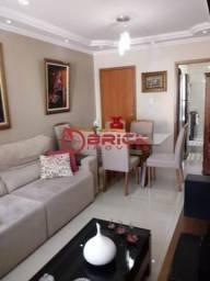 Ótimo apartamento com 2 quartos em Araras.