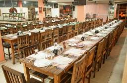 Churrascaria, Restaurante, Bar e Choperia no Centro