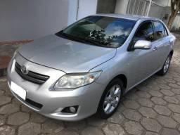 Corolla XEI Automático 1.8 2009/2010 - 2010