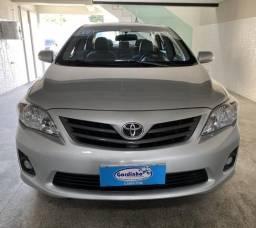 Corolla Xei 2012 top de linha automático impecável - 2012