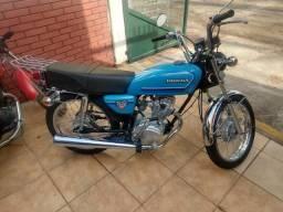 Cg bolinha Honda 125cc