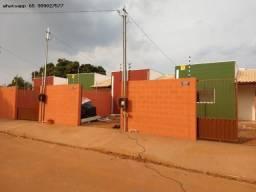 Casa para Venda em Várzea Grande, Cidade de Deus, 2 dormitórios, 1 banheiro, 2 vagas