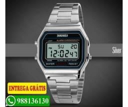 Relógio Skmei Feminino - entrega grátis