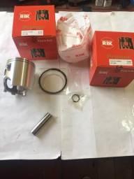 Kit Pistão e Anel DT 200 050/0,75 Rik