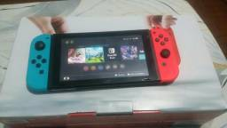 Nintendo switch desbloqueado sd 128g