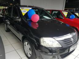 Renault Logan 1.6 EXPRESSION - carro perfeito para UBER/99 - 2012