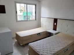 Apartamento, mobiliado, 1 quarto, centro