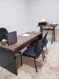 Aluguel escritório mobiliado Cacoal
