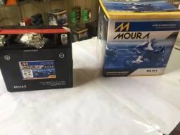 Bateria Moura Ma10-E VL800 Intruder/SV650 S/GSXF R1000/NiNJA 1000/ER6/TIGER 1050