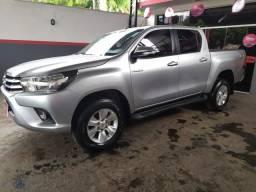 DR Car Multimarcas Toyota Hilux SRV - 2016