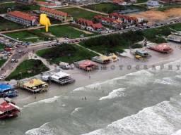 Terreno Frente a Praia do Atalaia, 1.060m2 de Área, Avenida Beira Mar, Salinas, Pará