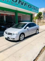 Honda Civic LXS 1.8 Automático Flex (R$: 2.900,00 + 48 x 957,00) - 2009