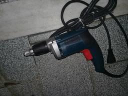 "Parafusadeira elétrica 1/4""bosch original"