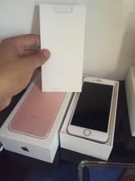 Iphone 7 32g rose novo