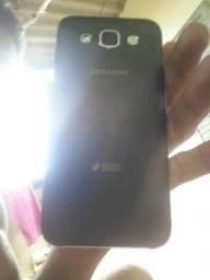 Smartphone sansung e 5 original usado