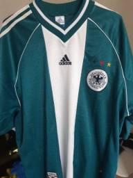 Camisa 2 Alemanha - Copa do Mundo 1998 - Adidas - G