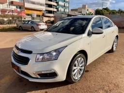 Gm/Chevrolet Cruze 2016 LT Automatico ( Vendo a vista ou financiado ) AC.troca )