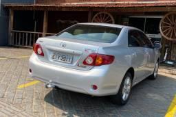 Corolla XEI 2009/2009 Aut Couro
