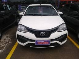 Toyota Etios Sedan X 1.5 Aut 19/20 Movida Barra